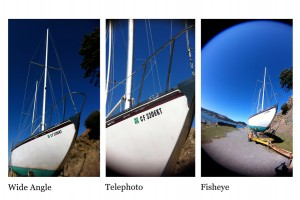 Iphoto lens capabilities